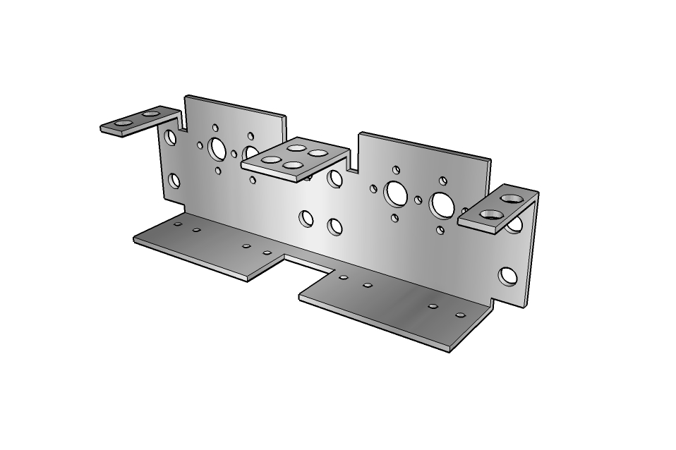 CAD servo-based robots (Part I) (3/6)