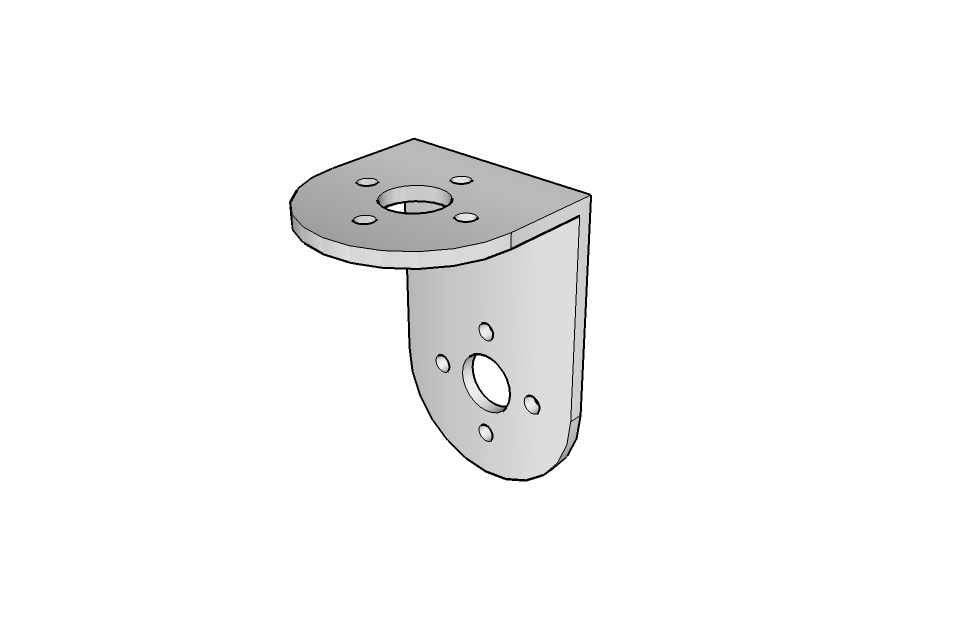 CAD servo-based robots (Part I) (6/6)