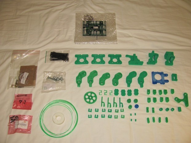 RepRap #2 - The soon-to-be son