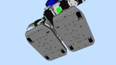 CAD models of FSRs.