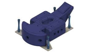 Front Body Assembly v74 04