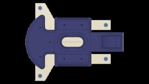 Front Body Assembly v74 06